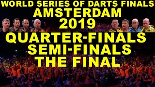 Gambar cover QF SF F 2019 World Series of Darts Finals