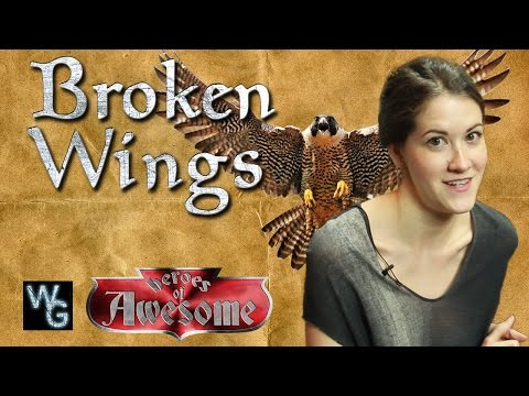 Dungeons and Dragons Broken Wings - Heroes of Awesome Chapter 10