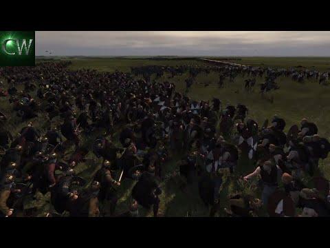 GERMANIC CIVIL WAR! 2v2 Subscriber's Battle Replay