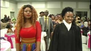 Graduation de Mauwa Mcumbe
