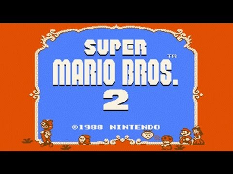 New super mario bros 2 game free online play