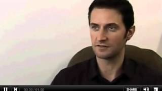 BBC Spooks website interview with Richard Armitage - 2008
