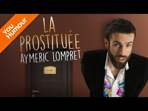 AYMERIC LOMPRET - La prostituée