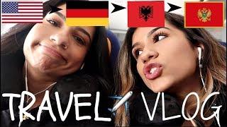 Travel Vlog to Montenegro! - Mian Twins