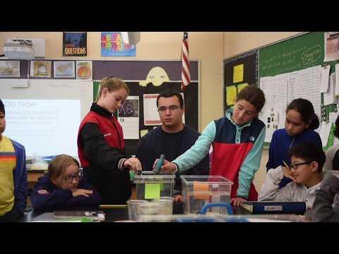 Saxe Middle School Internship Video 2019
