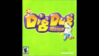 Dig Dug Deeper OST - Desert and Volcano