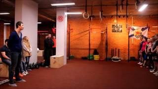 Алексей Свирин в Rigert Academy.