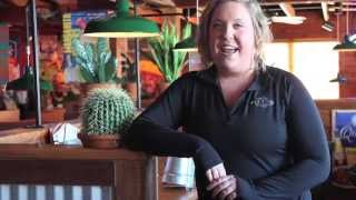 Brittany Nelson Training Champ Finalist Texas Roadhouse Green Bay Wi