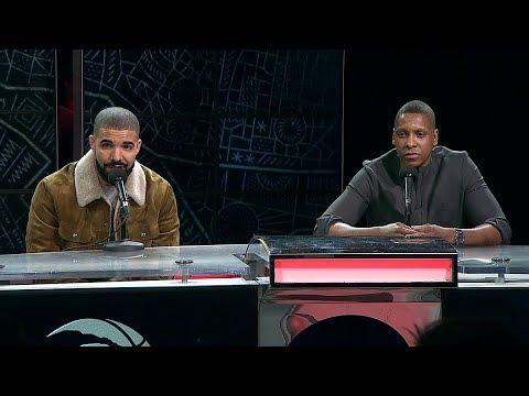 Welcome Toronto Press Conference: Drake & Masai Ujiri - January 17, 2018