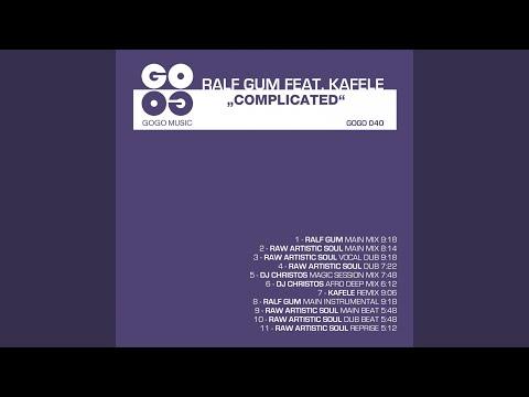 Complicated (DJ Christos Afro Deep Mix) (feat. Kafele)