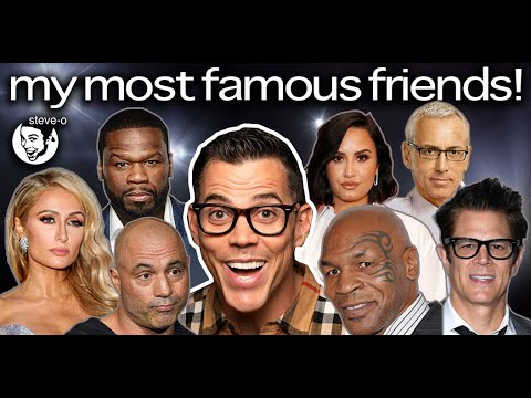 Exploiting My Most Famous Friends | Steve-O