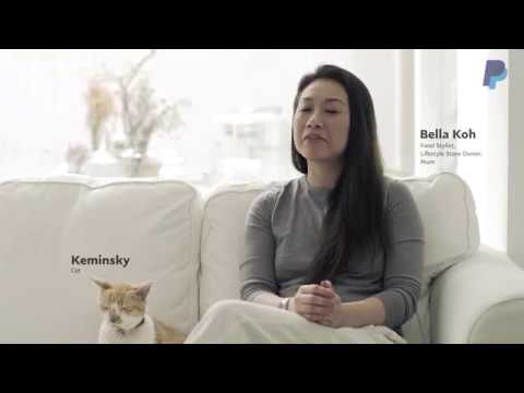 "PayPal Asia - ""New Money is Everything You Love: Bella Koh's story"" (Trailer)"