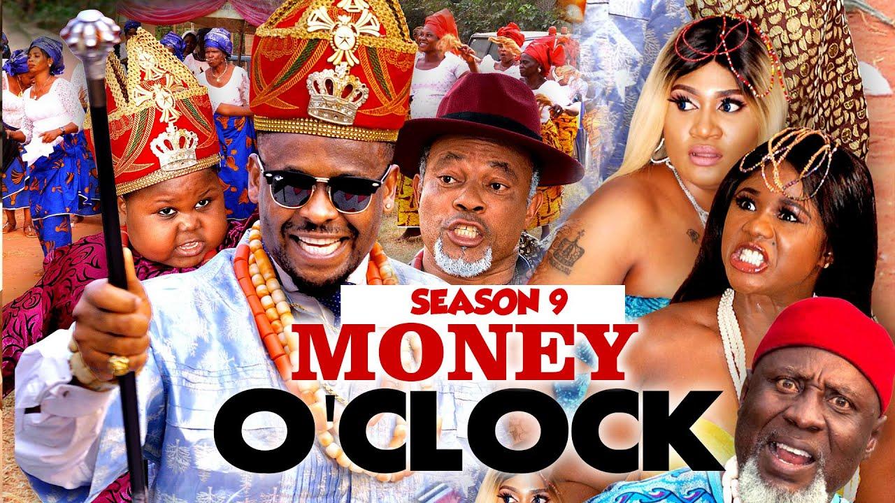 Download MONEY O CLOCK (SEASON 9) NEW MOVIE - ZUBBY MICHEAL 2021 NOLLYWOOD BLOCKBUSTER || ROCKCELLY TV