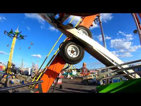 4K SunWheel Florida State Fair Tampa FL