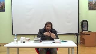 Открытая лекция Данилы Давыдова (Москва) «Авангард, традиция и примитив: схождения и расхождения»