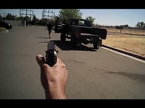 Police Shooting of Fresno Teen CAUGHT ON TAPE [GRAPHIC]