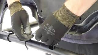 comment changer le handpulse sur un tapis de course t520a