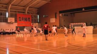 ハンドボール最高!2015春 札幌市厚別北中学校 Motivation4