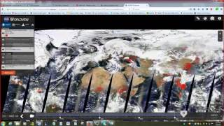 50. Attacking and Destroying DUMBS, Alien races and Underground Cities, Satellite Weather Imagery