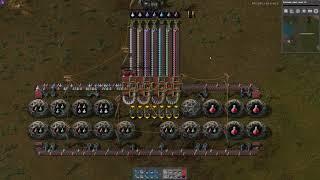 Factorio belt factory layout