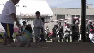 瀬戸・熊野神社にて.