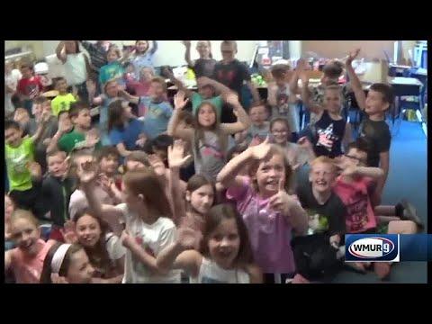 Kevin's 104th school visit: Auburn Village School