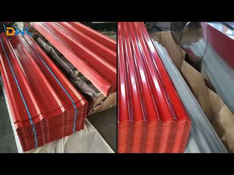 Color Steel Tile / Color Steel Tile Roofing Philippines/Color Coated Roofing Sheet