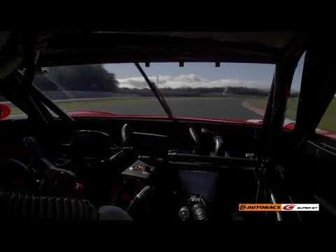 2018 AUTOBACS SUPER GT Round 3 SUZUKA GT 300km GT500 #8 ポールポジション獲得車載動画