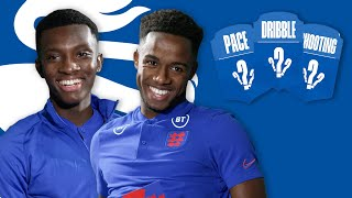 """""""That's A Quick Sell!"""" 🤣  Nketiah & Sessegnon Guess Their New FIFA 21 Ratings 