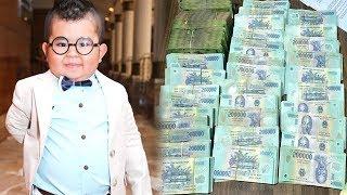 'Thần đồng âm nhạc' Ku Tin từ chối cát xê 7.500 USD gây cho,,á,,ng - TIN TỨC 24H TV