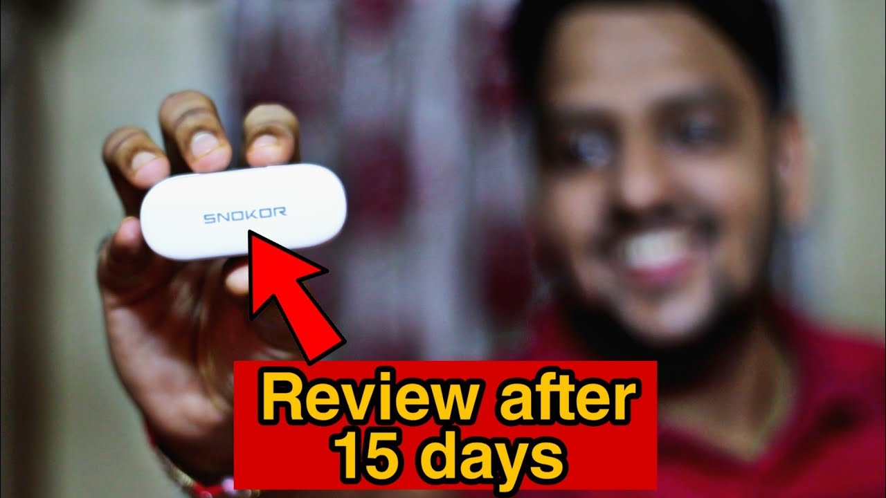 Infinix Snokor irocker TWS Earbuds Full Review after 15days of Real world Usage 🔥🔥