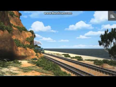 Meet Shane from Australia | Thomas and Friends - The Great Race