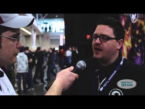 SmashMuck Champions Developer Interview - PAX East 2013
