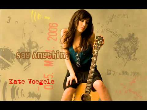 Kate Voegele - Say Anything - Instrumental/Karaoke