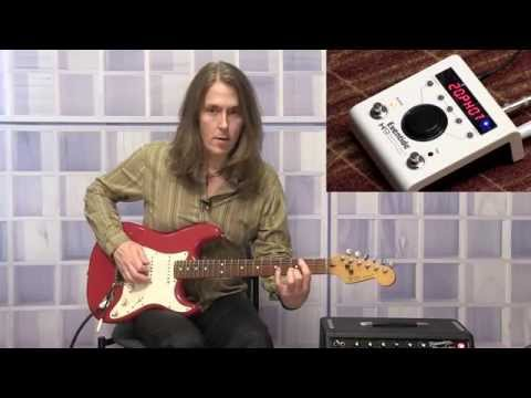 Eventide H9 Core Multi-Effects Pedal Review - Sweetwater Sound