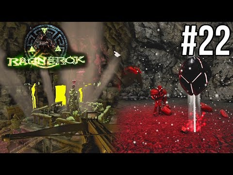 JUNGLE CAVE DOORSTAAN VOOR ARTIFACT - ARK Ragnarok #22