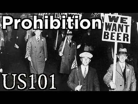 Prohibition: When America Went Dry - US 101