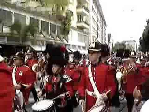 The Band of the Adjutant General's Corps