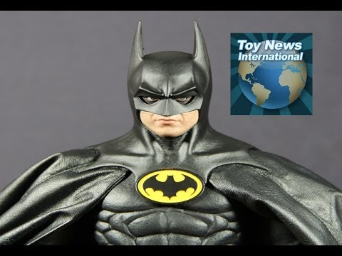 Hot Toys DX-09 1/6th Scale Michael Keaton Batman Figure Review