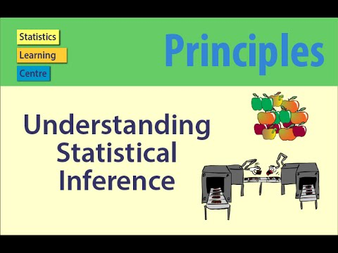 Understanding Statistical Inference