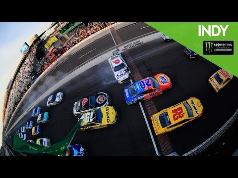 Monster Energy NASCAR Cup Series- Full Race -Brickyard 400