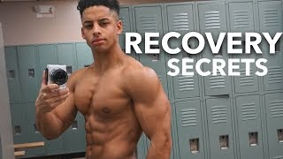 Fast Muscle Recovery Tricks & Chest Day