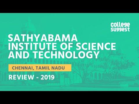 Sathyabama University Review 2019