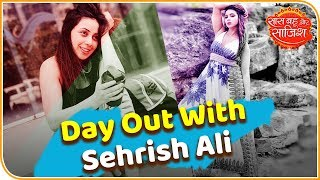 Day Out: Excited for her new show 'Guddan', actress Sehrish Ali spends a day with SBS