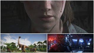 Новости по второй части The Last of Us и Star Wars Battlefront II | Игровые новости
