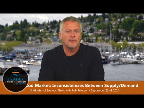 3MMI - Pacific Cod Shortage, Inconsistencies w/ Supply & Demand, Atlantic Cod Prices on the Rise