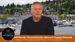 3MMI - Pacific Cod Shortage, Inconsistencies w/ Supply & Demand, Atlantic Cod Prices on the Rise