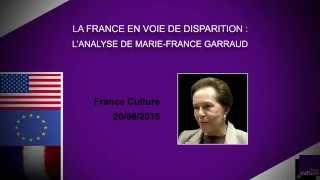 La France en voie de disparition - l