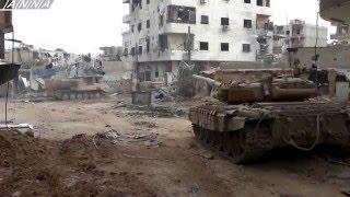 Война в Сирии  танки 2
