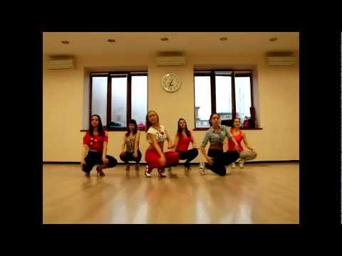 Chris Brown  Drop It Low  Barrio Latino Dance Studio